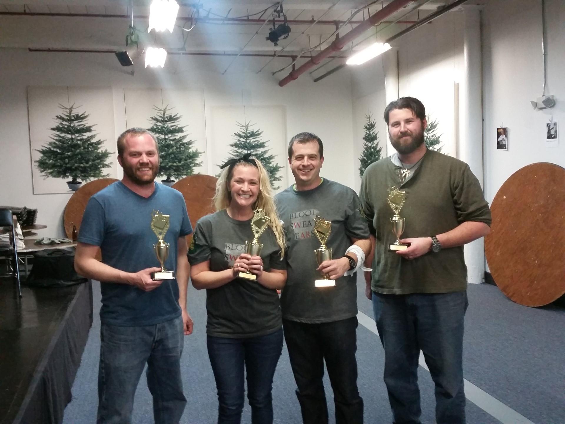 Manchaug Mills Tournament Winners
