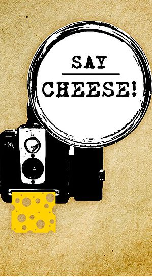 """Say Cheese!"" Food Truck"