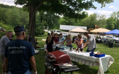 Tenant Appreciation Cookout 2017